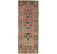 Link to 3' 6 x 9' 1 Saveh Persian Runner Rug