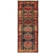 Link to 3' 9 x 9' 8 Hamedan Persian Runner Rug