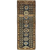Link to 102cm x 290cm Hamedan Persian Runner Rug