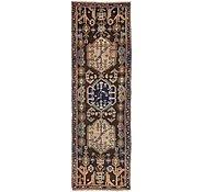 Link to 3' 3 x 10' Hamedan Persian Runner Rug