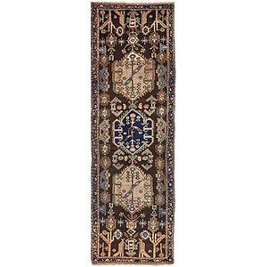 Unique Loom 3' 3 x 10' Hamedan Persian Runner ...