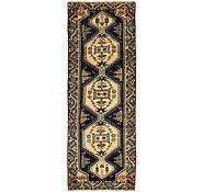 Link to 3' 7 x 10' 2 Hamedan Persian Runner Rug