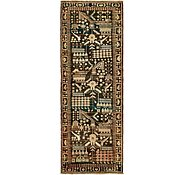 Link to 3' 9 x 10' 3 Saveh Persian Runner Rug