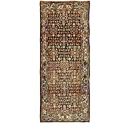 Link to 3' 9 x 9' 4 Hossainabad Persian Runner Rug