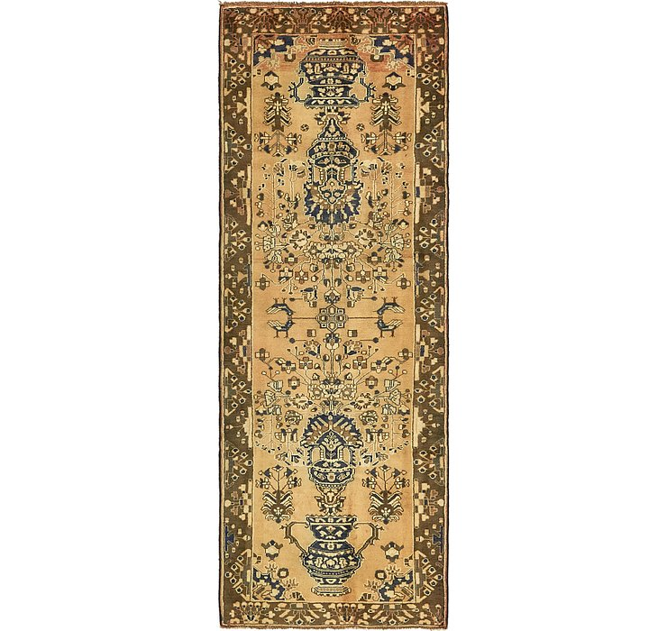 3' 5 x 9' 6 Saveh Persian Runner Rug