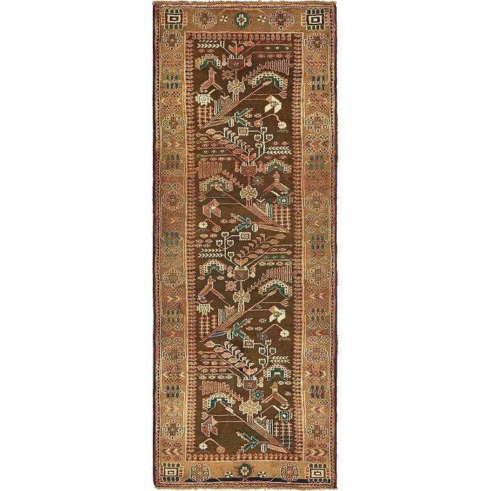 3' 7 x 9' 11 Saveh Persian Runner Rug