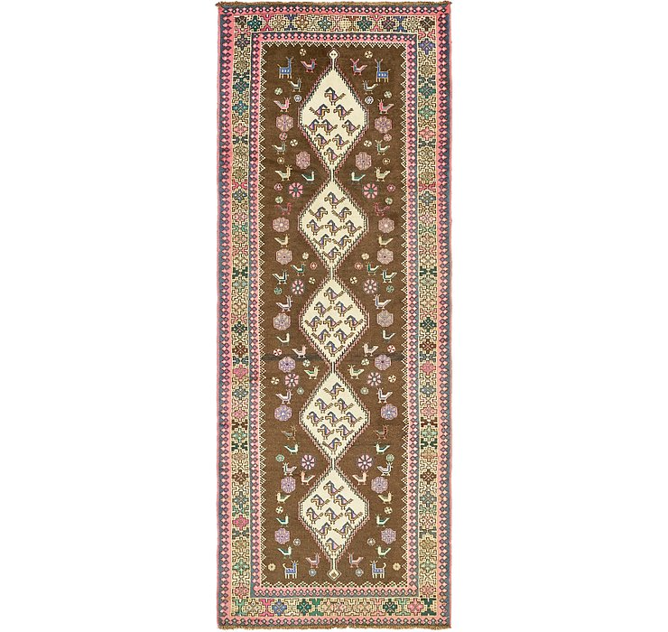 102cm x 280cm Tafresh Persian Runner ...