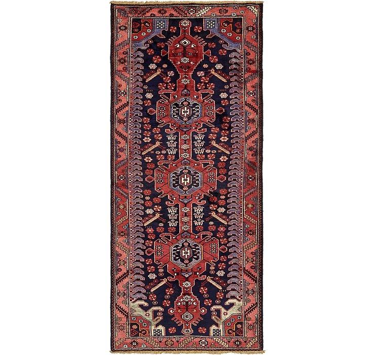 4' 3 x 10' Saveh Persian Runner Rug