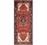Link to 4' 3 x 10' Khamseh Persian Runner Rug