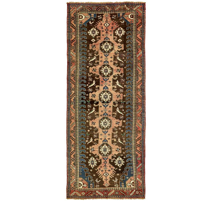 150cm x 373cm Tafresh Persian Runner ...