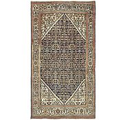 Link to 5' 7 x 10' Hossainabad Persian Rug