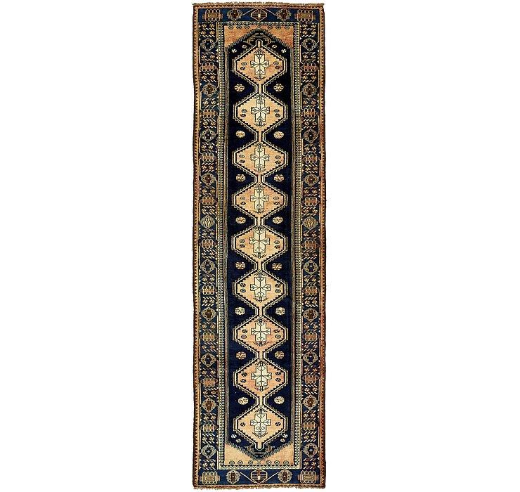 3' 6 x 13' 9 Saveh Persian Runner Rug