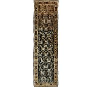 Link to 3' 9 x 12' 10 Hamedan Persian Runner Rug