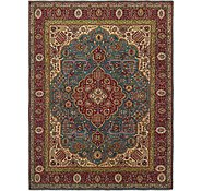 Link to 10' x 13' 2 Tabriz Persian Rug