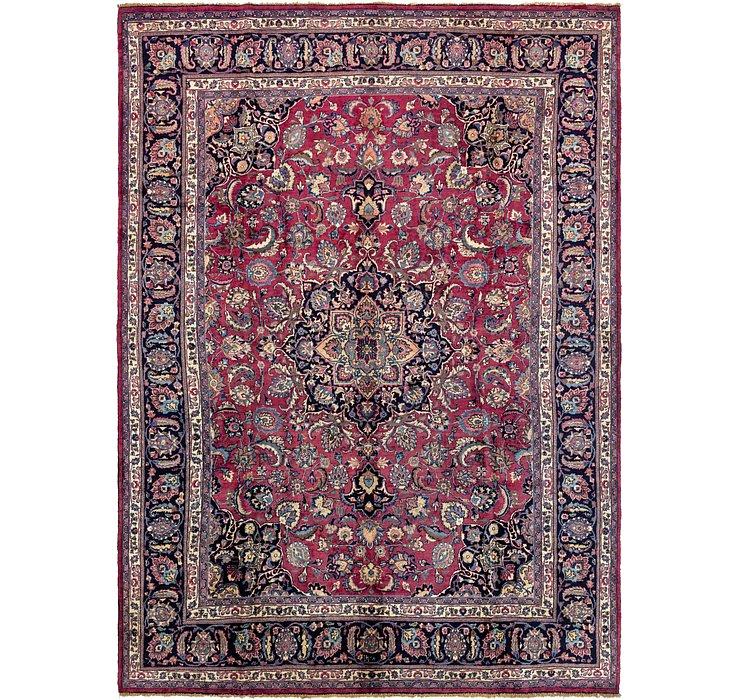 9' 10 x 13' 5 Mashad Persian Rug