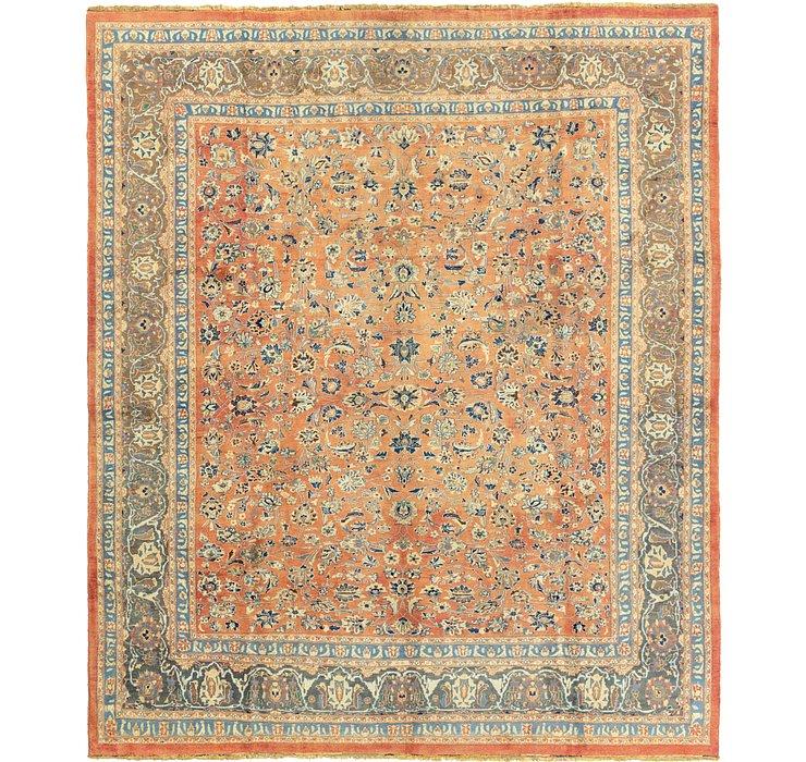 10' x 11' 10 Mashad Persian Rug