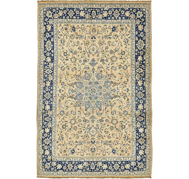 8' 7 x 13' 1 Isfahan Persian Rug