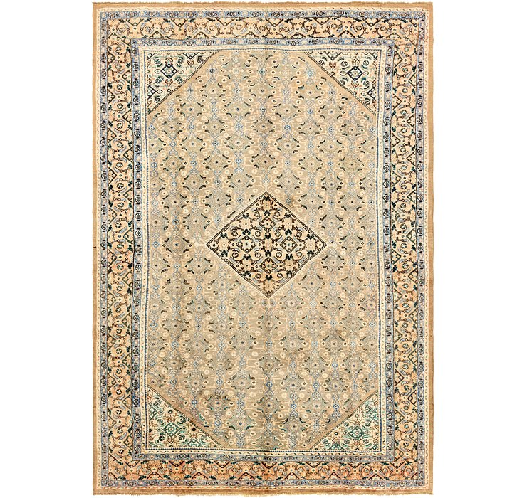 9' x 13' 2 Farahan Persian Rug