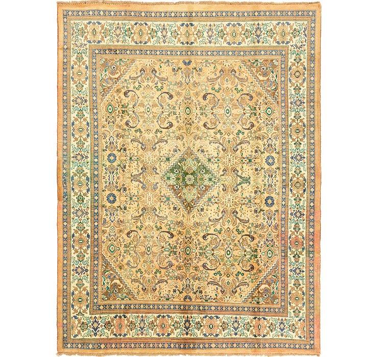 9' 10 x 13' 9 Mahal Persian Rug