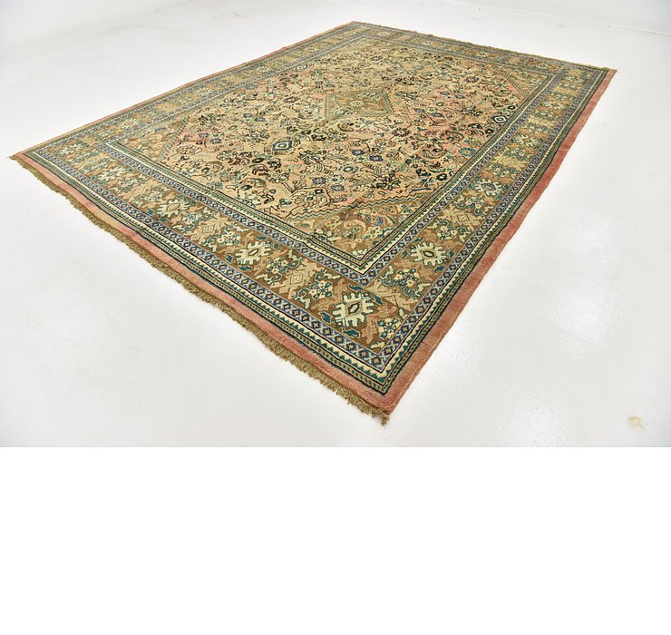 HandKnotted 9' 5 x 12' 8 Farahan Persian Rug