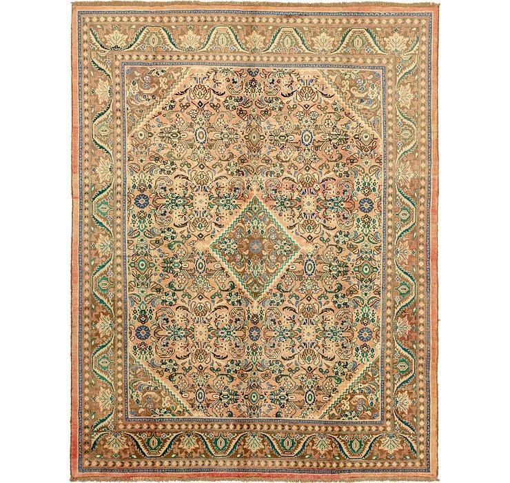 9' 7 x 12' 5 Farahan Persian Rug