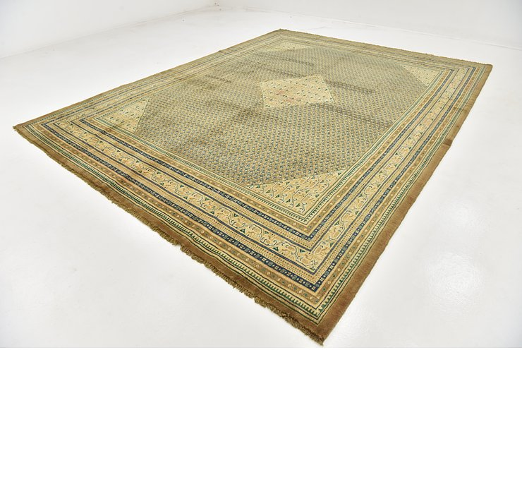 HandKnotted 10' 2 x 13' 4 Botemir Persian Rug
