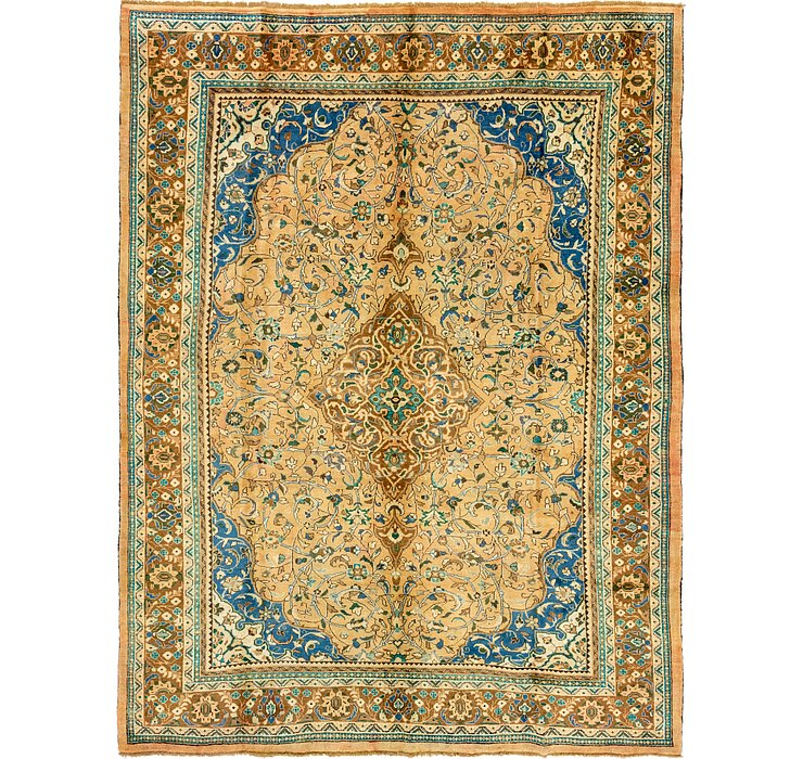 10' 1 x 13' 2 Farahan Persian Rug