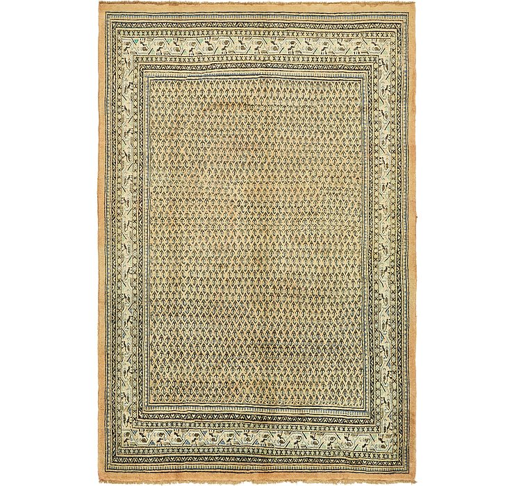 7' 1 x 10' 8 Farahan Persian Rug