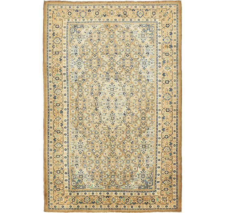 7' 2 x 11' Farahan Persian Rug