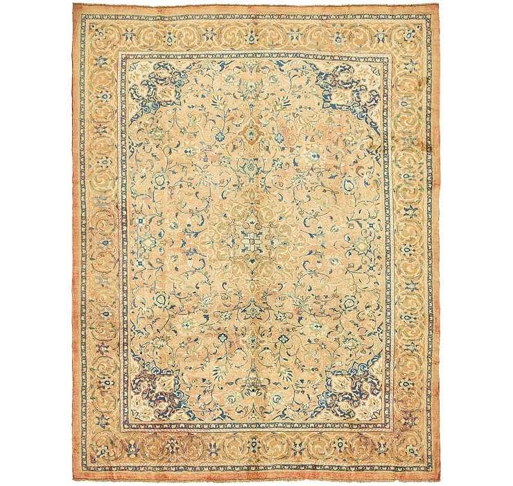 9' 3 x 12' 2 Farahan Persian Rug