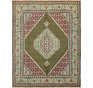 Link to 9' 10 x 12' 8 Tabriz Persian Rug