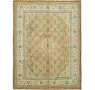 Link to 10' 1 x 13' 1 Farahan Persian Rug