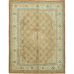 Link to 307cm x 400cm Farahan Persian Rug page