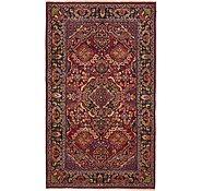Link to 6' 8 x 11' Farahan Persian Rug