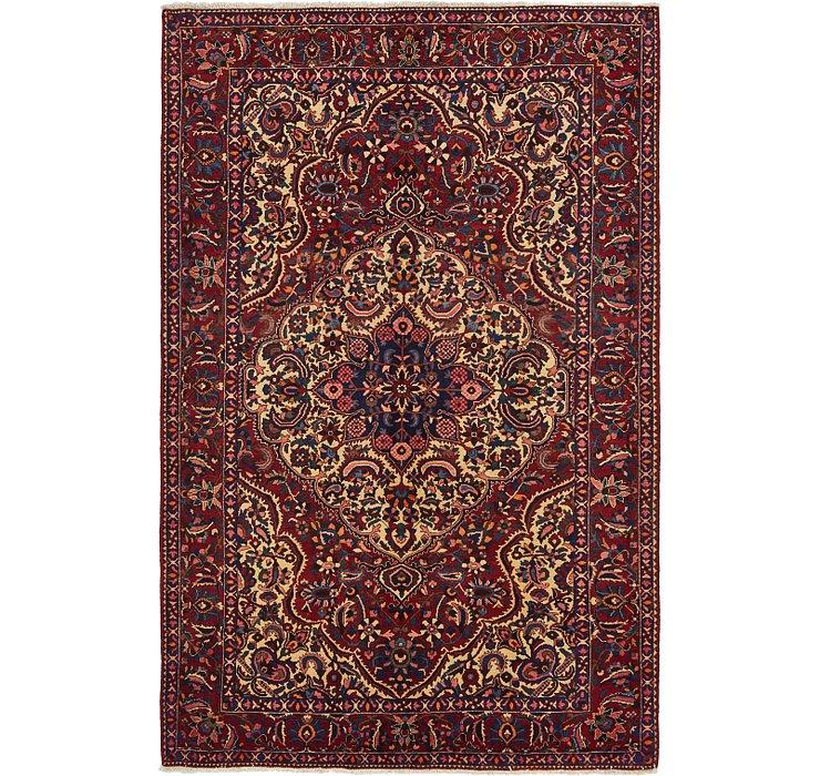 7' x 10' 7 Bakhtiar Persian Rug