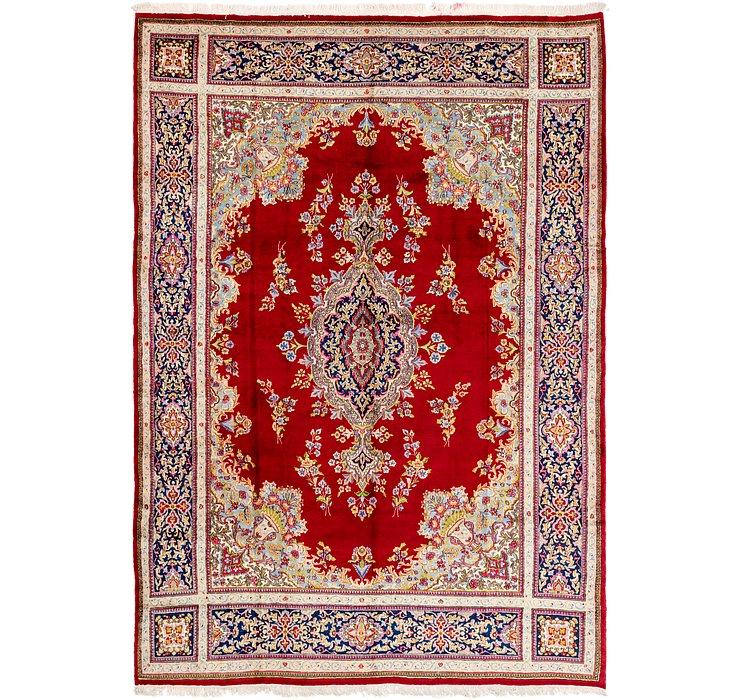 9' 8 x 13' 8 Kerman Persian Rug