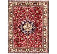 Link to 9' 7 x 13' 4 Tabriz Persian Rug