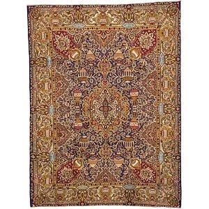 9' 8 x 12' 11 Kashmar Persian Rug