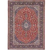 Link to 9' 10 x 13' 1 Kashan Persian Rug