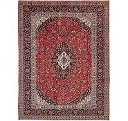 Link to 9' 8 x 12' 7 Kashan Persian Rug