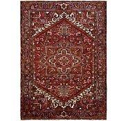 Link to 7' 5 x 10' 2 Heriz Persian Rug