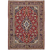 Link to 6' 7 x 8' 10 Kashan Persian Rug