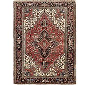 Link to 6' 9 x 9' 1 Heriz Persian Rug