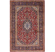Link to 8' 2 x 11' 11 Kashan Persian Rug