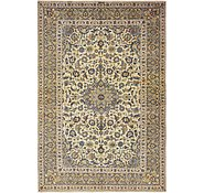 Link to 7' 6 x 11' 5 Kashan Persian Rug