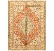Link to 9' 6 x 13' 7 Kashan Persian Rug