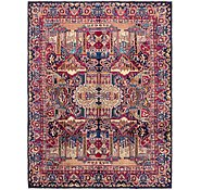 Link to 9' 7 x 12' 8 Kashmar Persian Rug