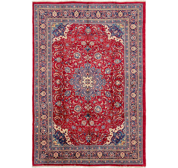 8' 9 x 12' 10 Sarough Persian Rug
