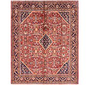 Link to 10' 2 x 13' Farahan Persian Rug