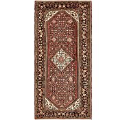 Link to 5' 1 x 11' 2 Hossainabad Persian Runner Rug